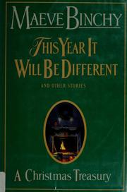 this year it will be different and other stories