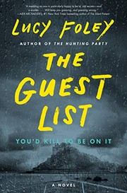 The guest list : a novel