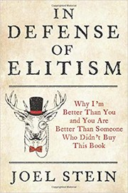 In defense of elitism : why I