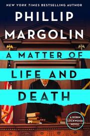 A matter of life and death : a Robin Lockwood novel