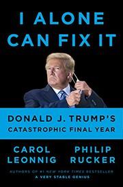 I alone can fix it : Donald J. Trump